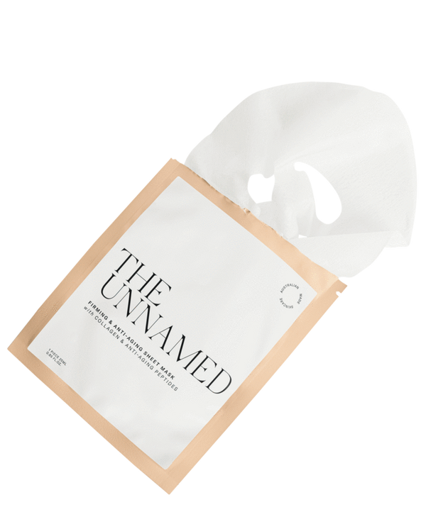 THE UNNAMED Firming & Anti-Aging Sheet Mask-The Unnamed-Frolic Girls