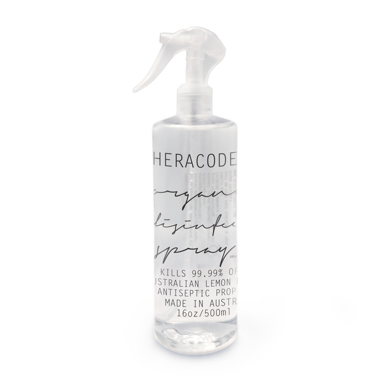Organic Lemon Myrtle Disinfectant Spray-Heracode + Co-Frolic Girls