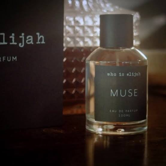 WHO IS ELIJAH Eau De Parfum MUSE 100ML-Who Is Elijah-Frolic Girls