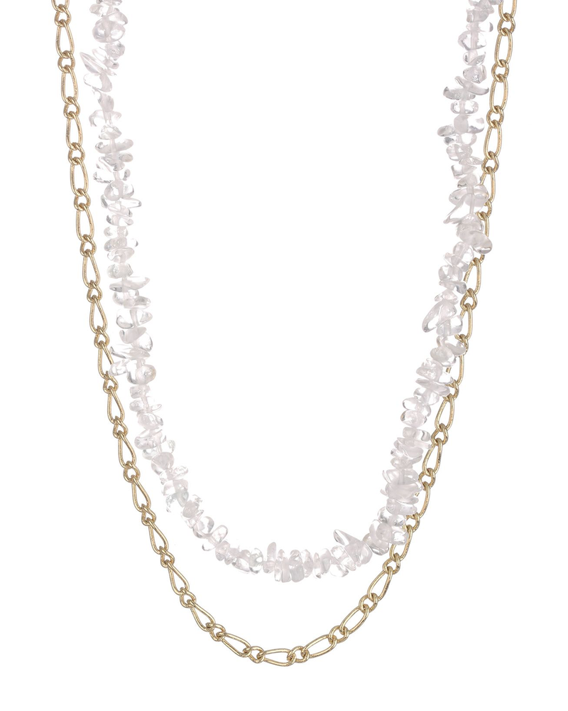 LUV AJ Rock Candy Necklace Duo-Luv Aj-Frolic Girls