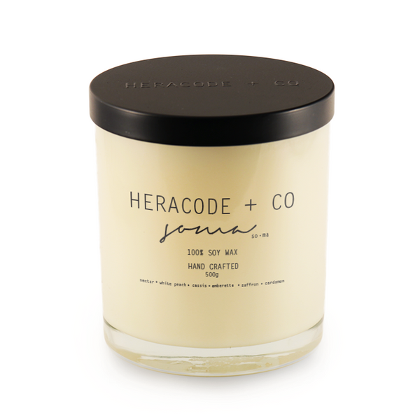 Soma Candle-Heracode + Co-Frolic Girls
