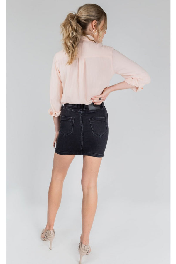DRICOPER Leah High Waisted Skirt-Dricoper-Frolic Girls