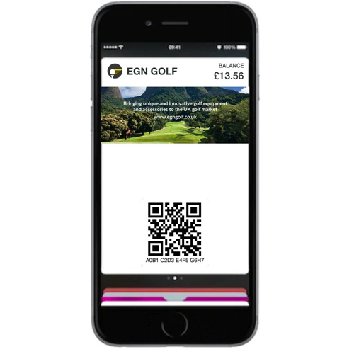 EGN Golf Digital Gift Card*