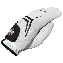 Load image into Gallery viewer, Men's White CaddyDaddy Claw Golf Glove
