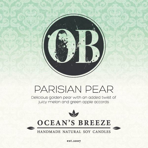 Parisian Pear Soy Melts