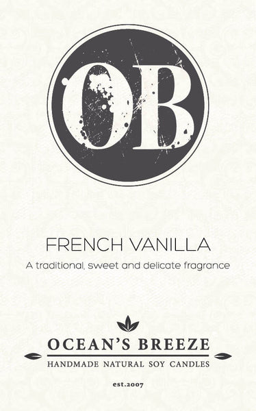French Vanilla Diffuser Oil