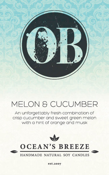 Melon & Cucumber Diffuser Oil
