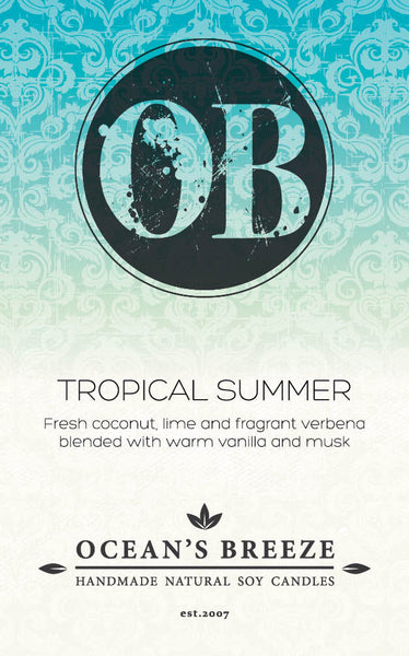Tropical Summer Diffuser Oil