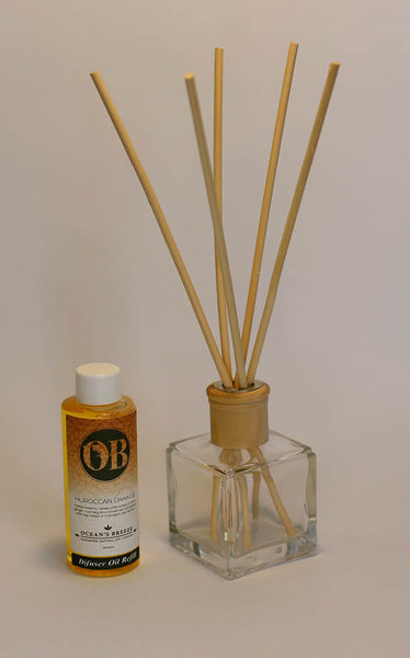 Moroccan Orange Diffuser Oil