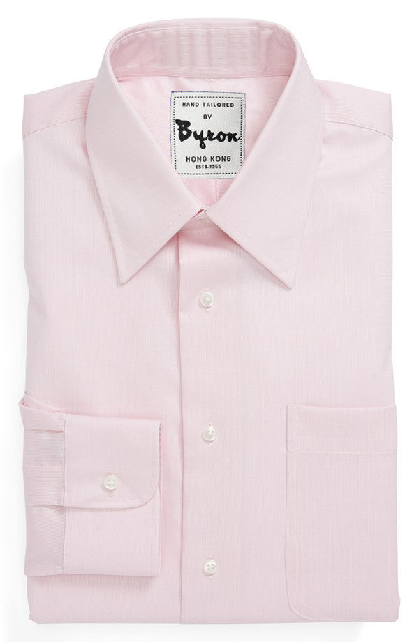 Pink Solid Shirt 06