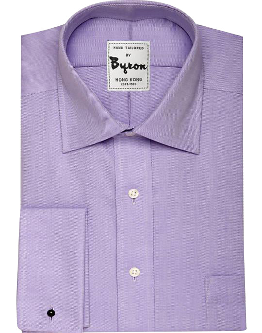Purple Solid Shirt 02