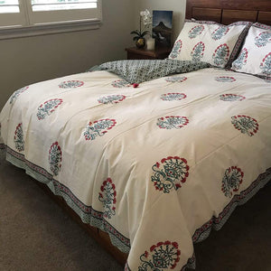Blooms Quilt Cover Set