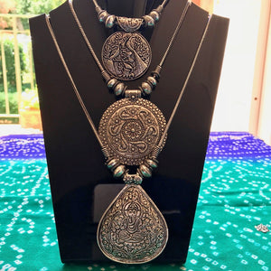 Filigree Necklaces_ The Hues of India