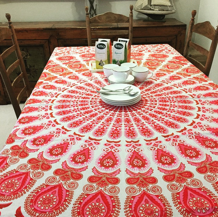 Image result for tapestry tablecloth