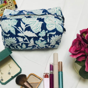 Neela Make up Bag/Case