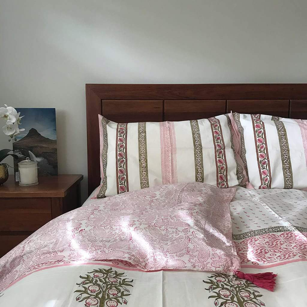Spring Quilt Cover Set