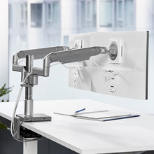 Load image into Gallery viewer, Humanscale M/Flex Dual Monitor Arm