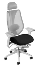 Load image into Gallery viewer, ergoCentric Upholstered Seat tCentric Chair