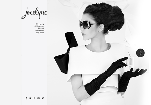 Web Design:  Shopify Boutique E-commerce Website