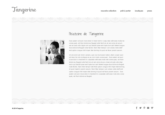 Web Design: Shopify E-commerce Website