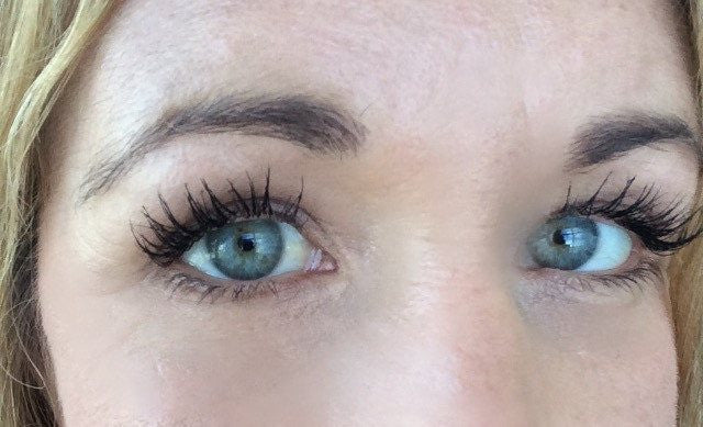 Avante mascara long lashes