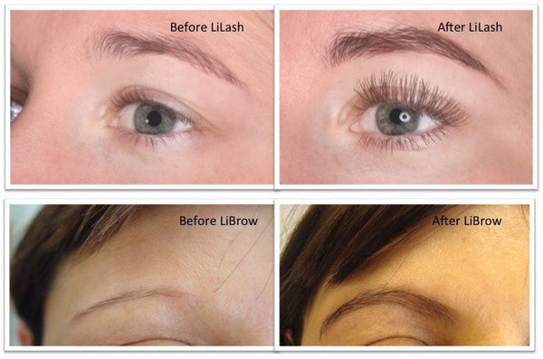 LiLash & LiBrow Serum - XL Original (Full Size) Duo Pack