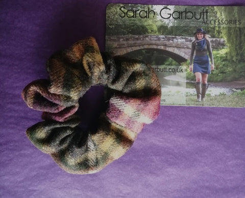 Hair Scrunchie- Limited Edition February Special