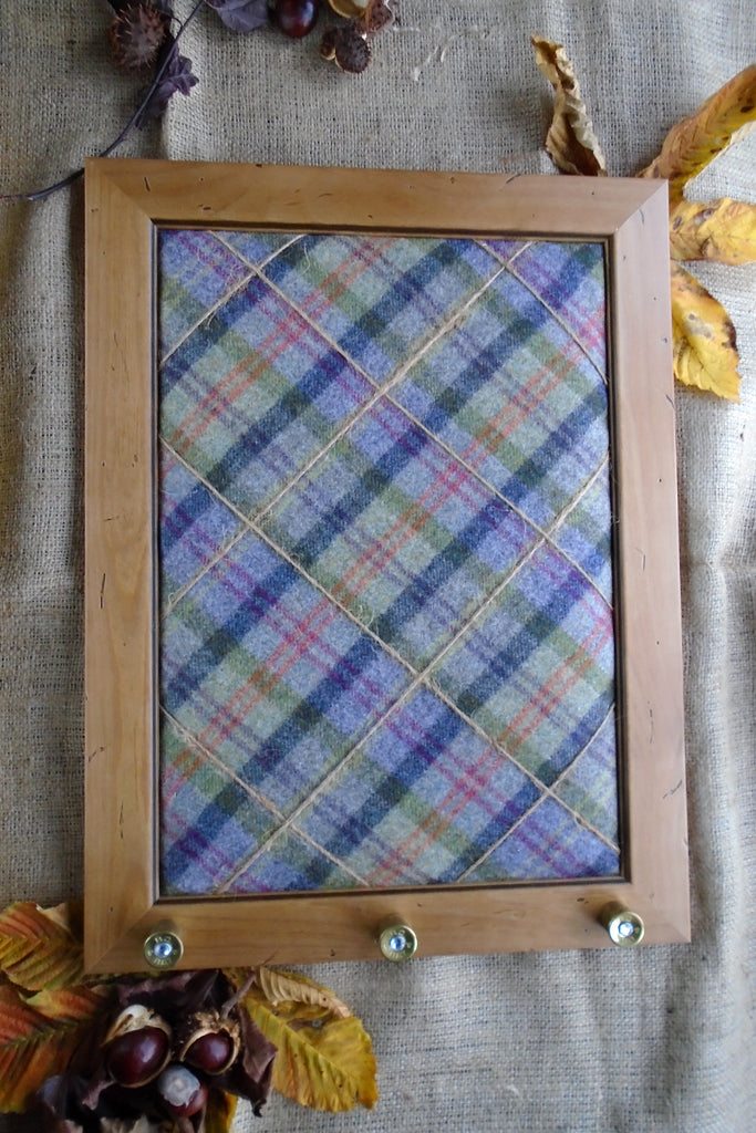 Sporting Pin Board- Thistle