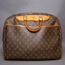 Load image into Gallery viewer, Louis Vuitton Alize Monogram 24 Heures Soft Travel Luggage Bag