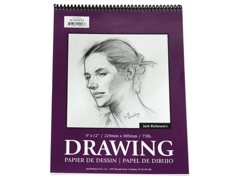 Jack Richeson Drawing Pad