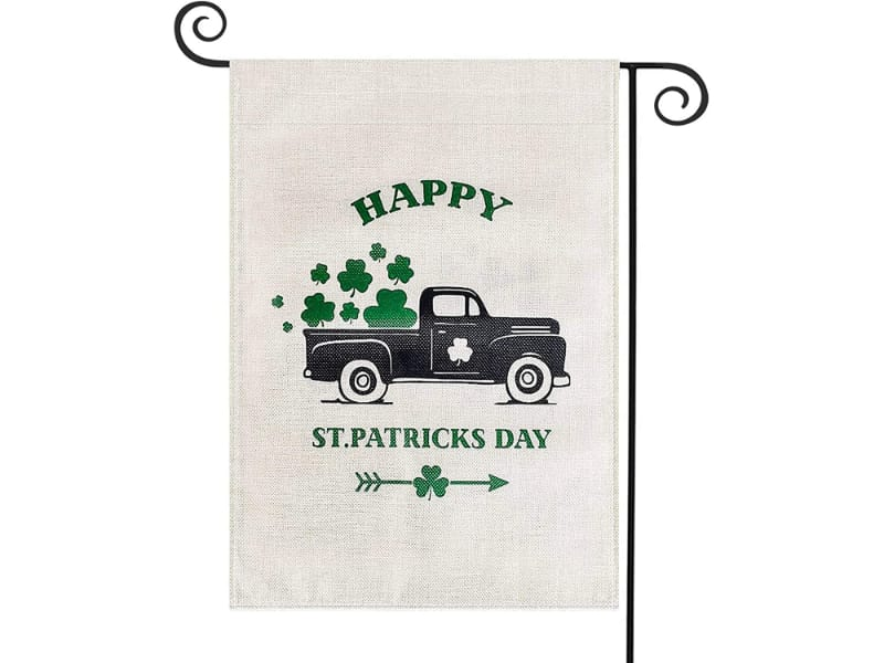 St Patrick's Day Outdoor Banner