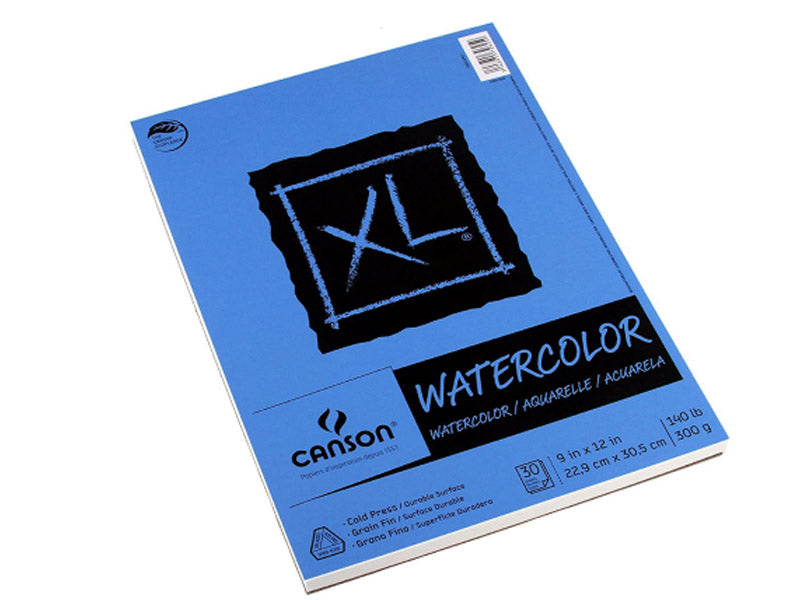 Canson XL Series Water Color Paper for Charcoal Drawing