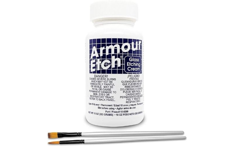 Armour Etch 15-0200 Glass Etching Cream