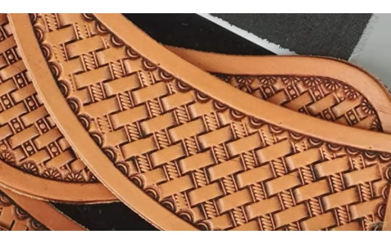 How to emboss leather