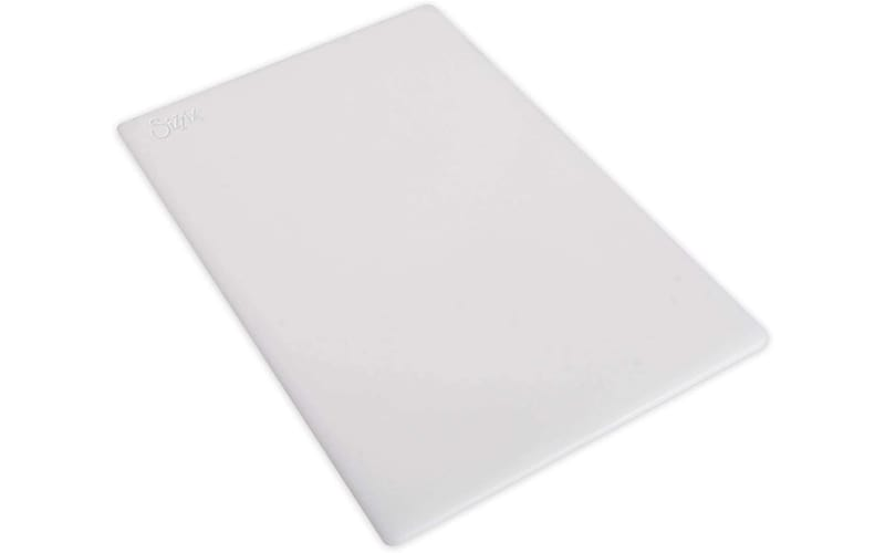 an opaque Sizzix Impressions pad for embossing