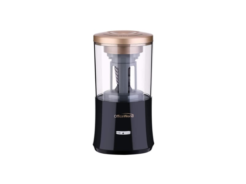 OfficeWorld Electric Charcoal Pencil Sharpener