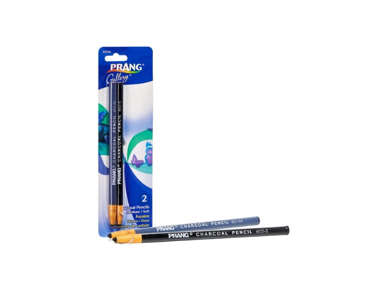 Prang Gallery's two-piece charcoal pencil