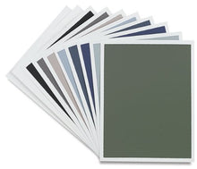 Load image into Gallery viewer, Colourfix Fine Tooth Pastel Paper Rainbow Colors 20-Pack 9.5x12.5