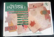 Load image into Gallery viewer, Arnold Grummer39;s Papermill Complete Papermaking Kit paper making kit