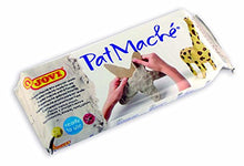 Load image into Gallery viewer, Jovi Pat Mache Ready-To-Use Air-Hardening Papier Mache; 1.5 pound, Mess-Free and Perfect for Arts and Crafts Projects