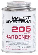 Load image into Gallery viewer, West System 205-A Fast Hardener .44 pt