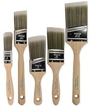 Load image into Gallery viewer, Pro Grade - Paint Brushes - 5 Ea - Paint Brush Set