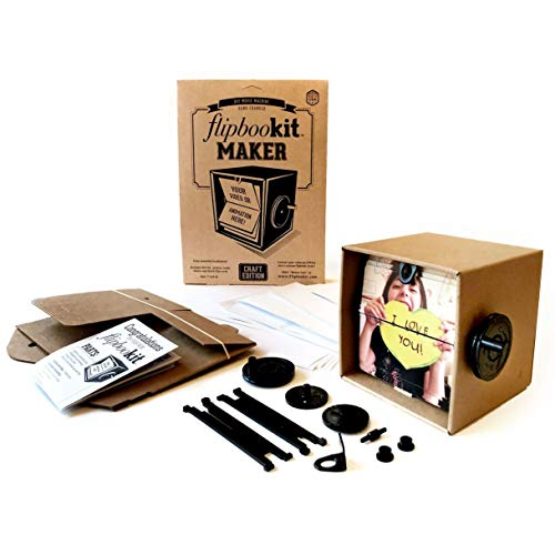 FlipBooKit Maker Kit Craft Edition