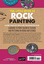 Load image into Gallery viewer, The Little Book of Rock Painting: More than 50 tips and techniques for learning to paint colorful designs and patterns on rocks and stones (The Little Book of ..., 5)