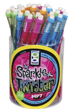 Load image into Gallery viewer, Geddes Sparkle Twist .7mm Mechanical Pencil Assortment - Set of 24