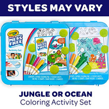Load image into Gallery viewer, Crayola Color Wonder Mess Free Coloring Activity Set, 30+Piece, Toddler Toys, Gift for Kids 3, 4, 5, 6