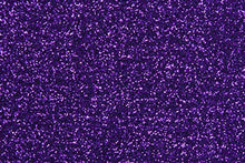 "Load image into Gallery viewer, Cricut Glitter Iron On Vinyl Sheets, 12"" x 19"", DIY Supplies, HTV Rolls - Eggplant"