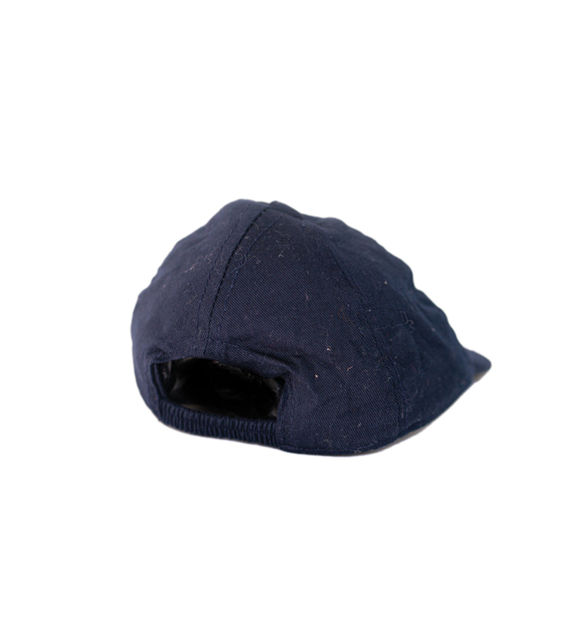 Fat Willy's Newquay baby hat cap in navy blue