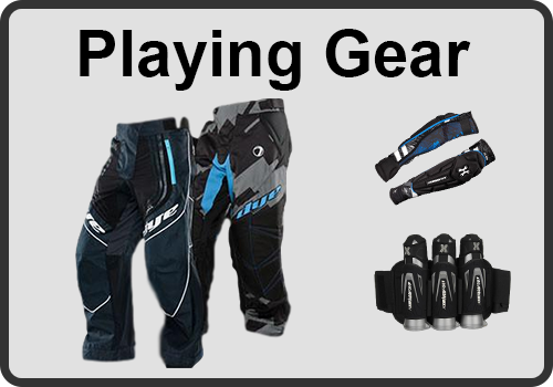 Playing Gear & Casual