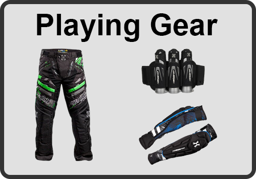 Playing Gear